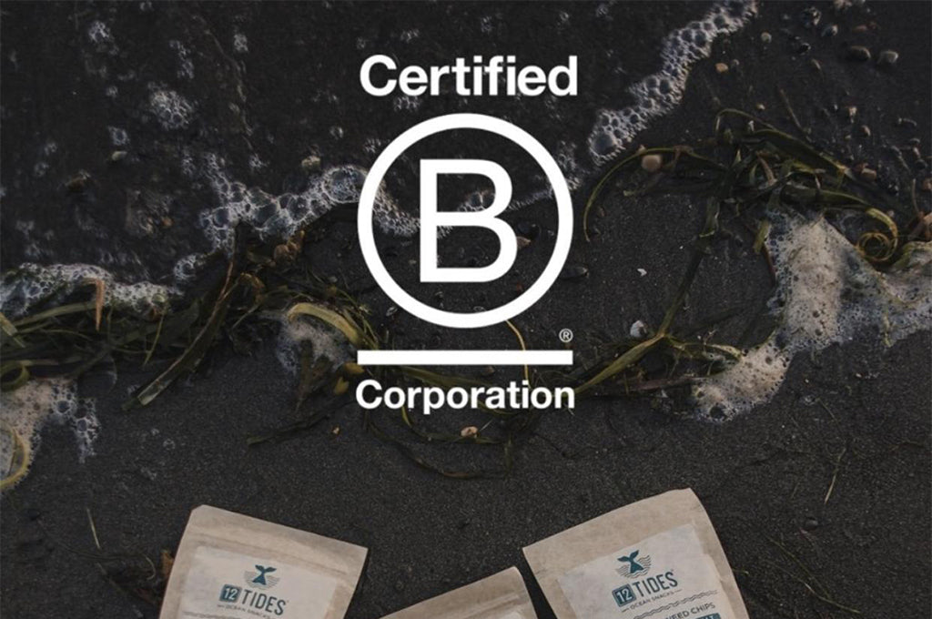 12 Tides is a Certified B Corporation.