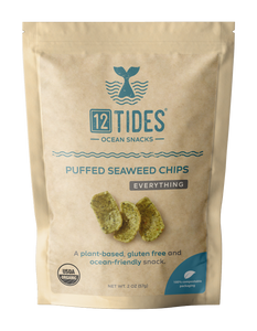 Everything Puffed Seaweed Chips (4 Pack)
