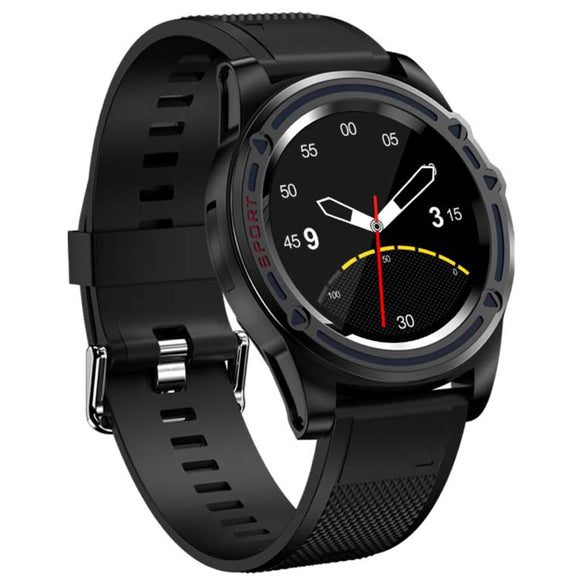 Robust DT18 Smartwatch Waterproof with Bluetooth, Calorie Counter, Camera Control, Video Recorder, Call Reminder, Fitness & Sleep Tracker & Sedentary Reminder