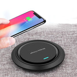 Single Wireless 10W Cell Phone Fast Charging Pad. Supports all Qi enabled phones - Express Delivery Option Available in South Africa (At Reduced Rates)