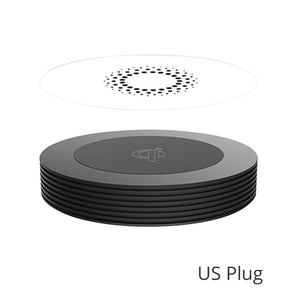 Hidden Qi Fast Wireless Phone Charger for Furniture, Office, Desktop & Hotels - Wireless Xpert