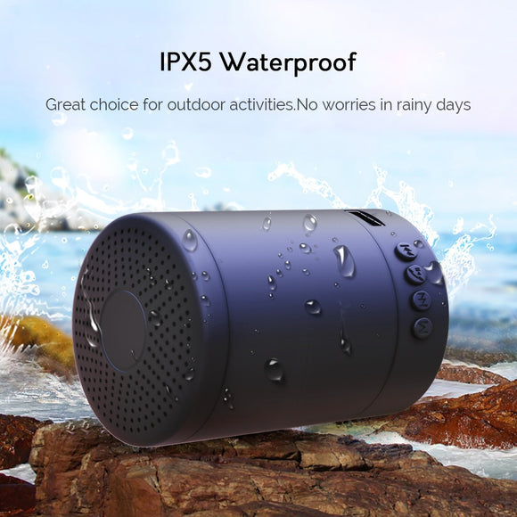 Mini Column Bluetooth Portable Outdoor Waterproof Speaker