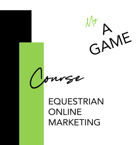 Online Marketing for Equestrian Businesses - DE/EN