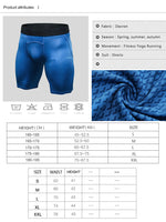 Load image into Gallery viewer, Men´s Compression Fitness Shorts