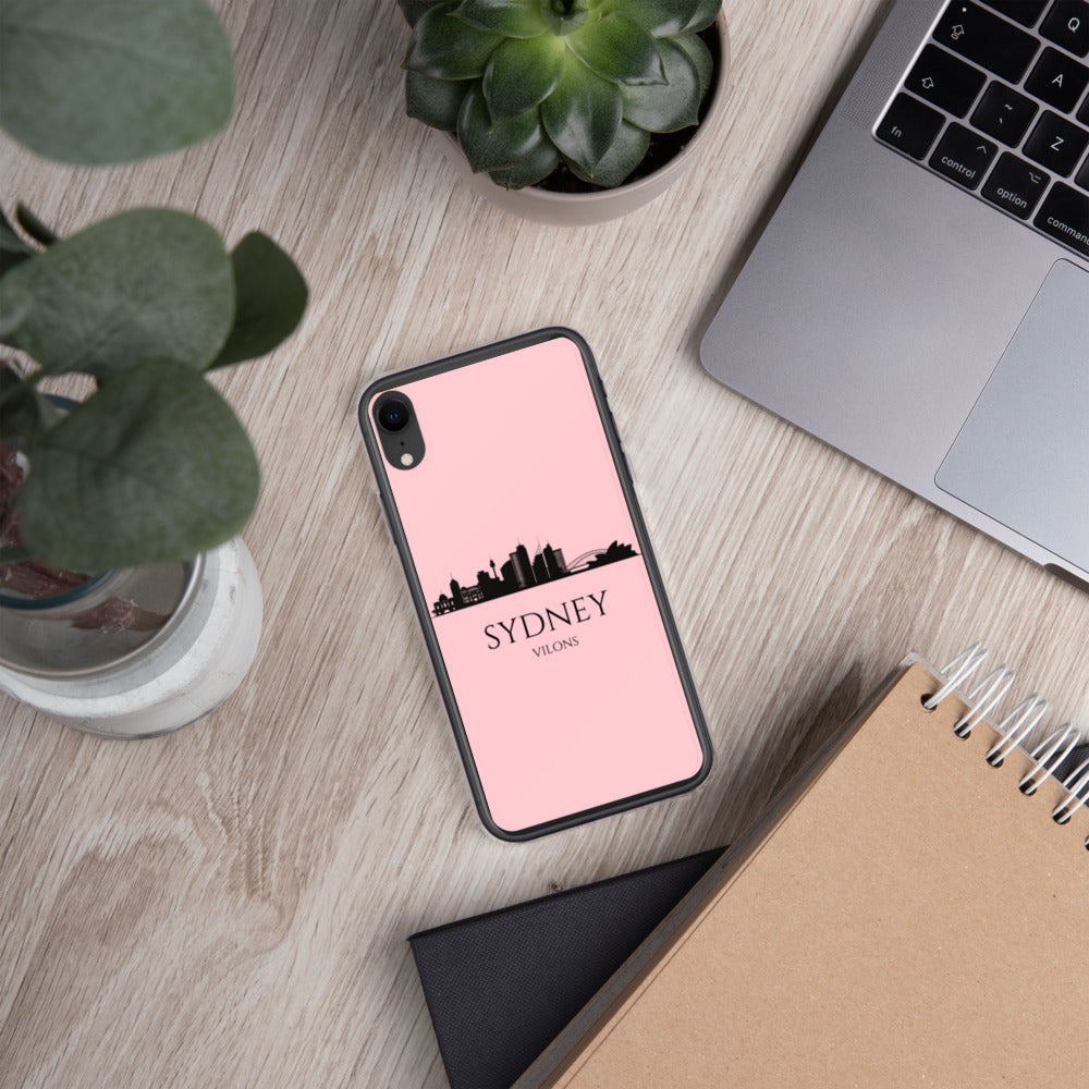 SYDNEY PINK iPhone Case
