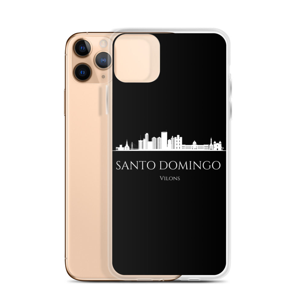 SANTO DOMINGO DARK iPhone Case