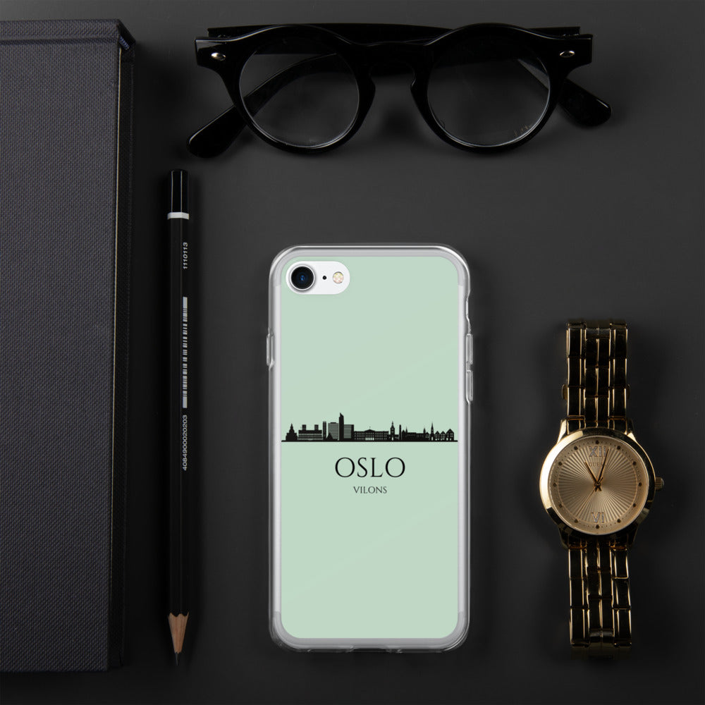 OSLO GREEN iPhone Case