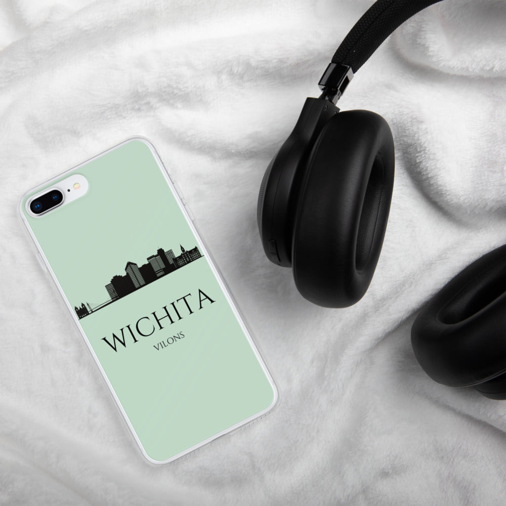 WICHITA GREEN iPhone Case