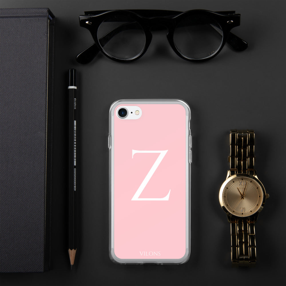 Z PINK iPhone Case
