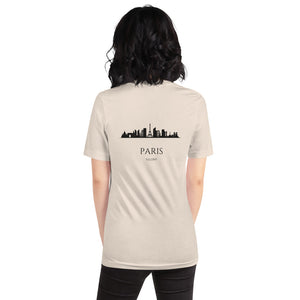 PARIS VILONS Short-Sleeve Unisex T-Shirt