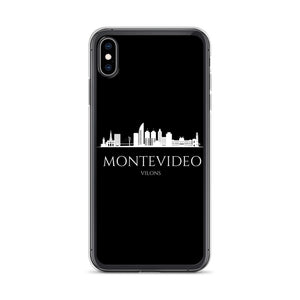 MONTEVIDEO DARK iPhone Case
