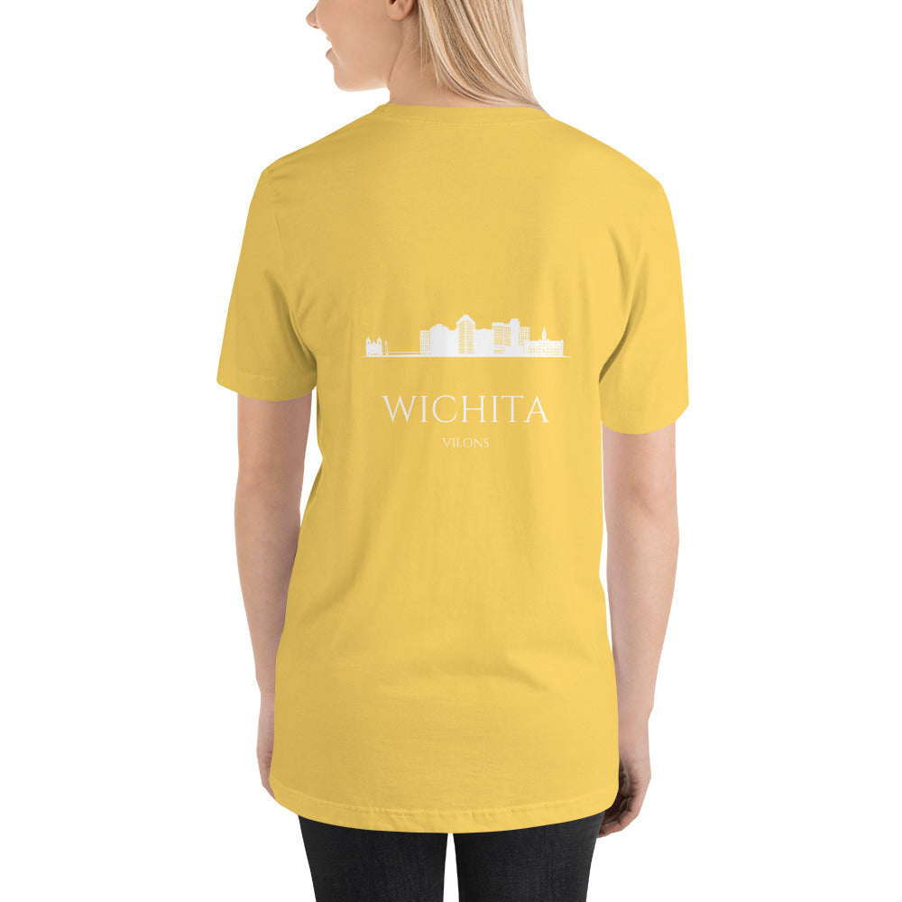 WICHITA DARK Short-Sleeve Unisex T-Shirt