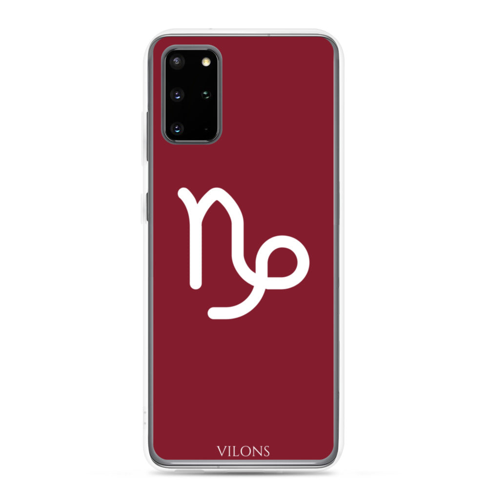 CAPRICORN RED Samsung Case