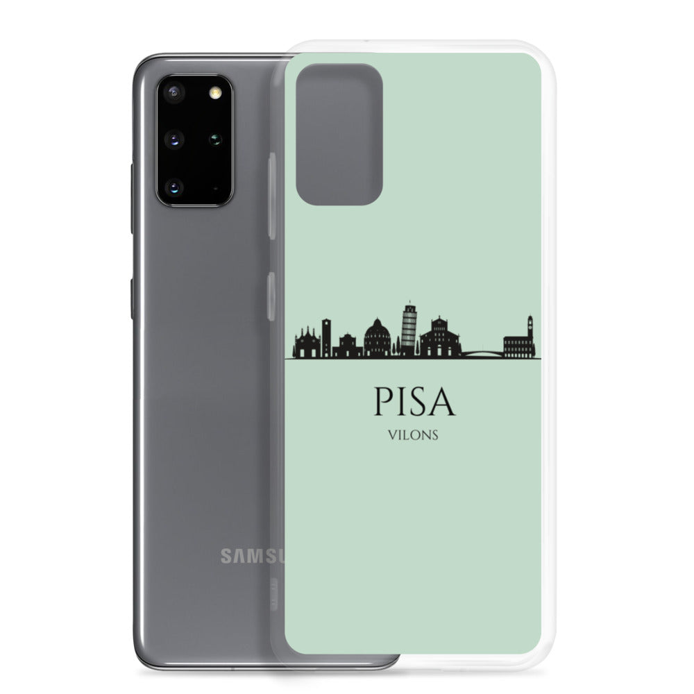 PISA LIGHT BLUE Samsung Case
