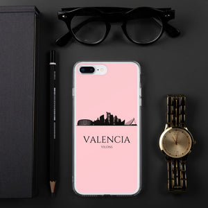 VALENCIA PINK iPhone Case