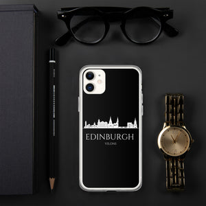 EDINBURGH DARK iPhone Case