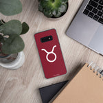 Load image into Gallery viewer, TAURO RED Samsung Case