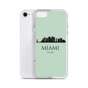 MIAMI GREEN iPhone Case