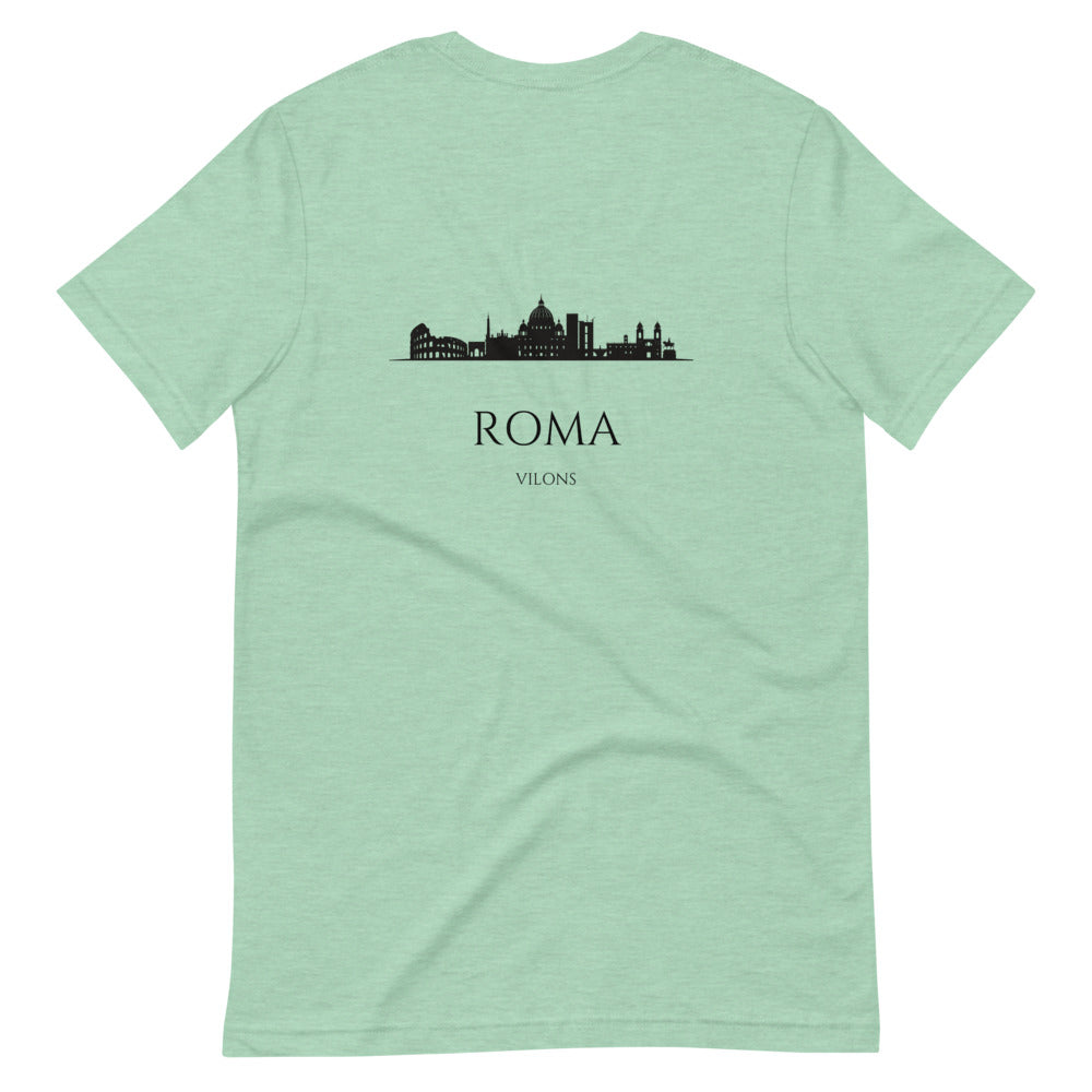 ROMA Short-Sleeve Unisex T-Shirt