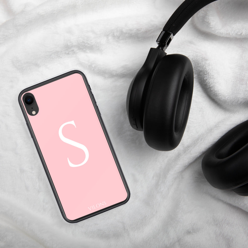 S PINK iPhone Case