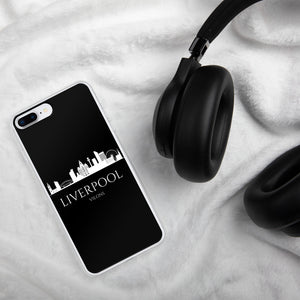 LIVERPOOL DARK iPhone Case