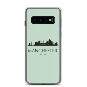 MANCHESTER LIGHT BLUE Samsung Case
