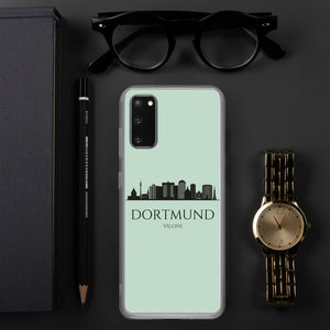 DORTMUND LIGHT BLUE Samsung Case