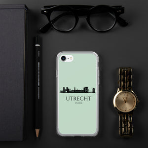 UTRECHT GREEN iPhone Case