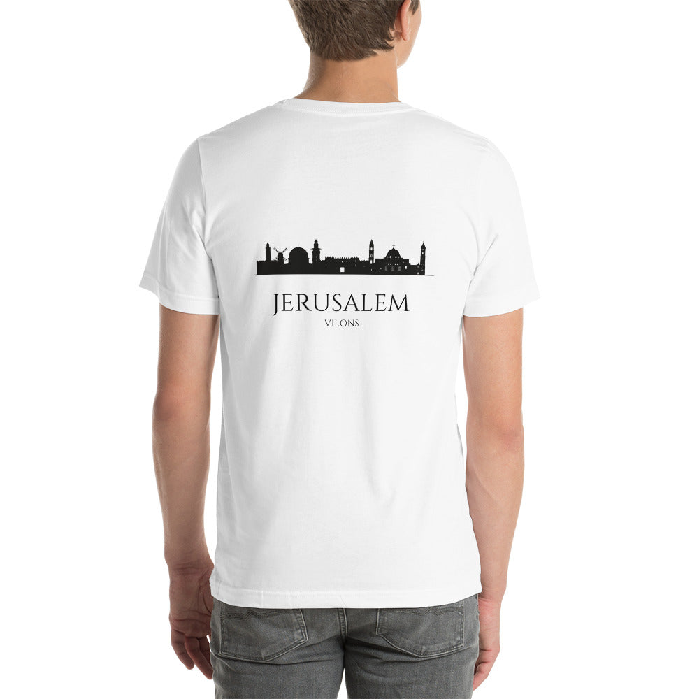 JERUSALEM Short-Sleeve Unisex T-Shirt