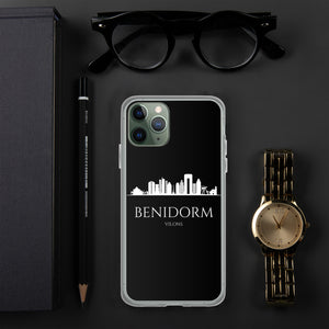 BENIDORM DARK iPhone Case