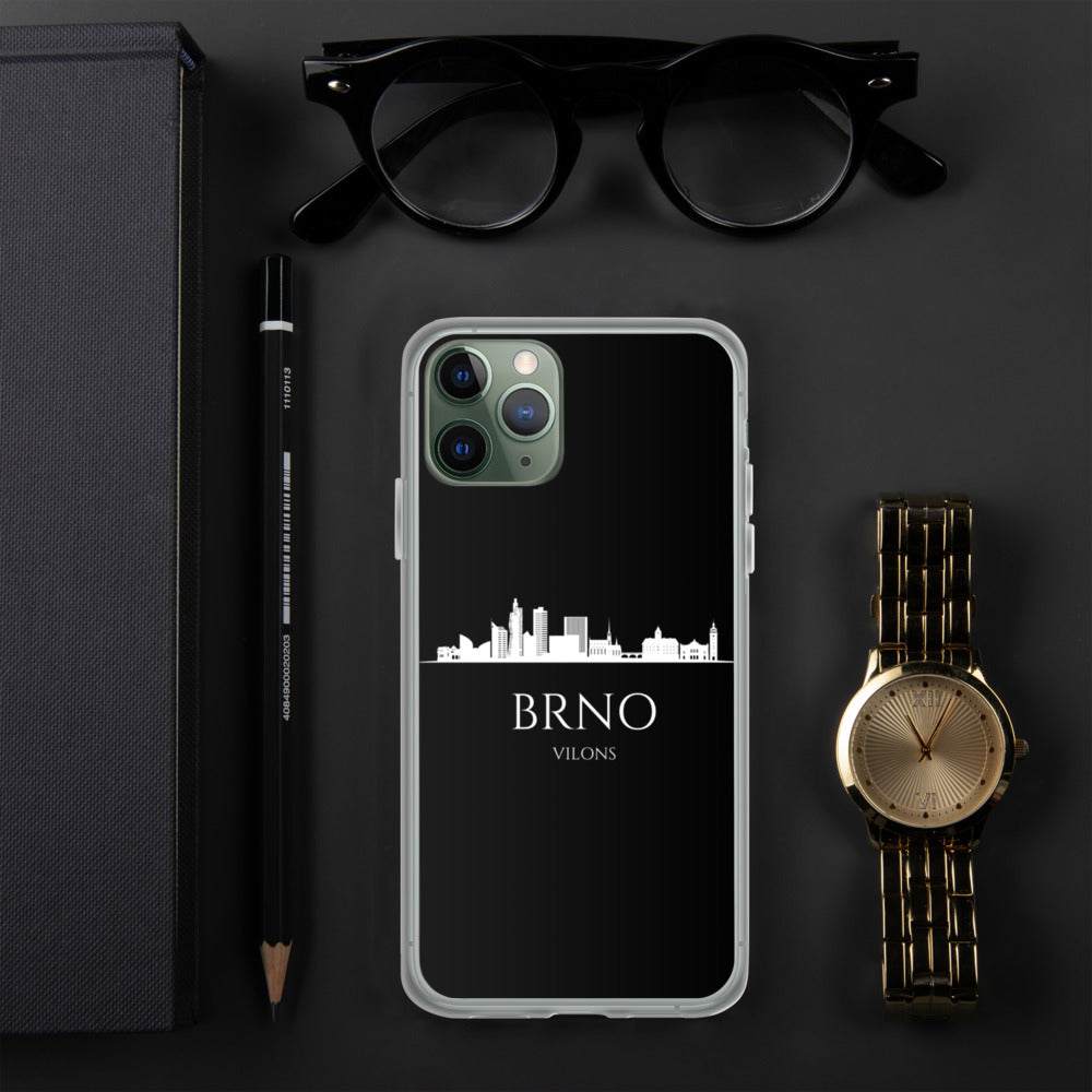 BRNO DARK iPhone Case