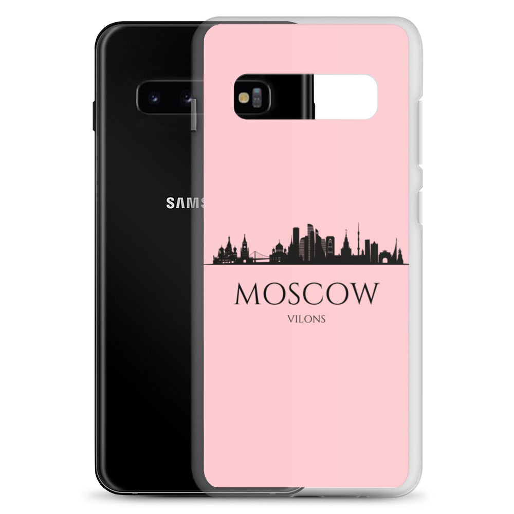 MOSCOW PINK Samsung Case