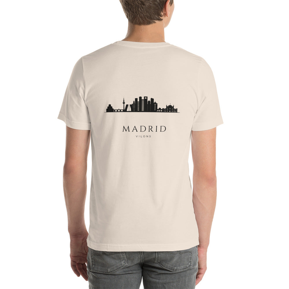 MADRID Short-Sleeve Unisex T-Shirt