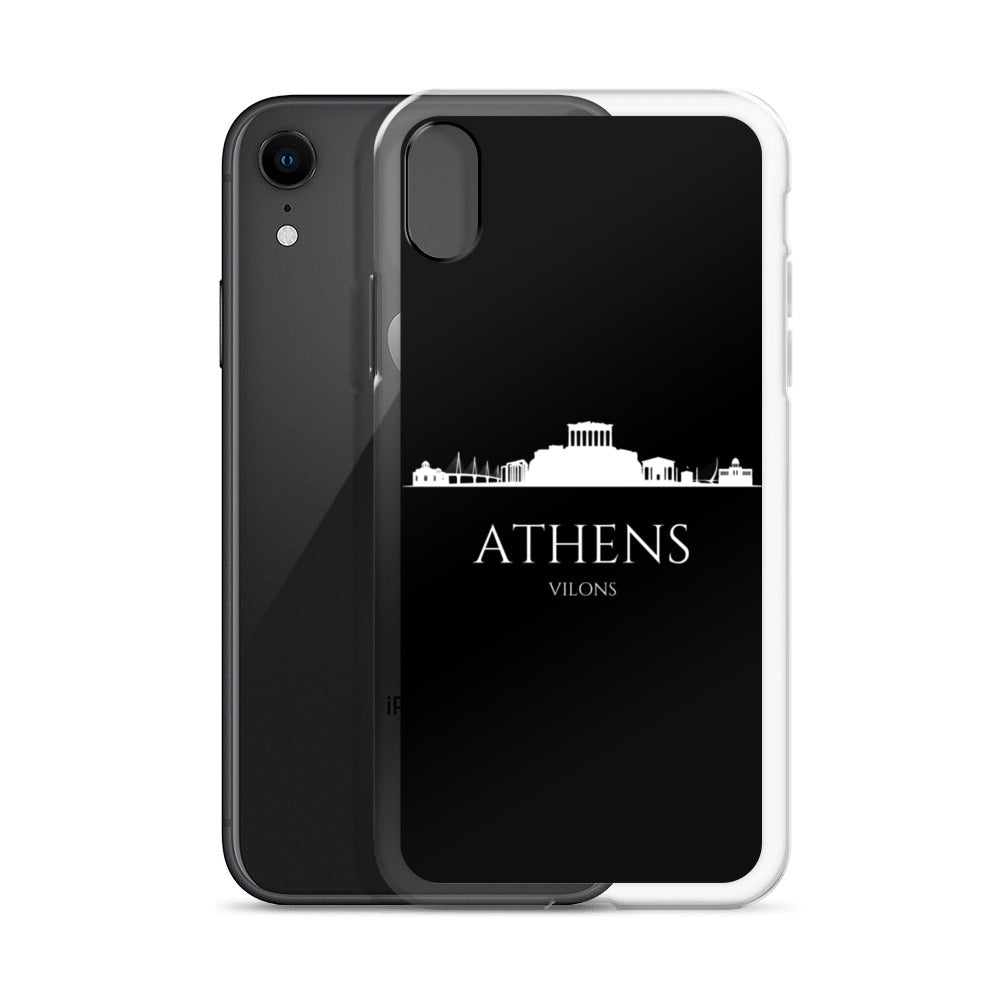 ATHENS DARK iPhone Case