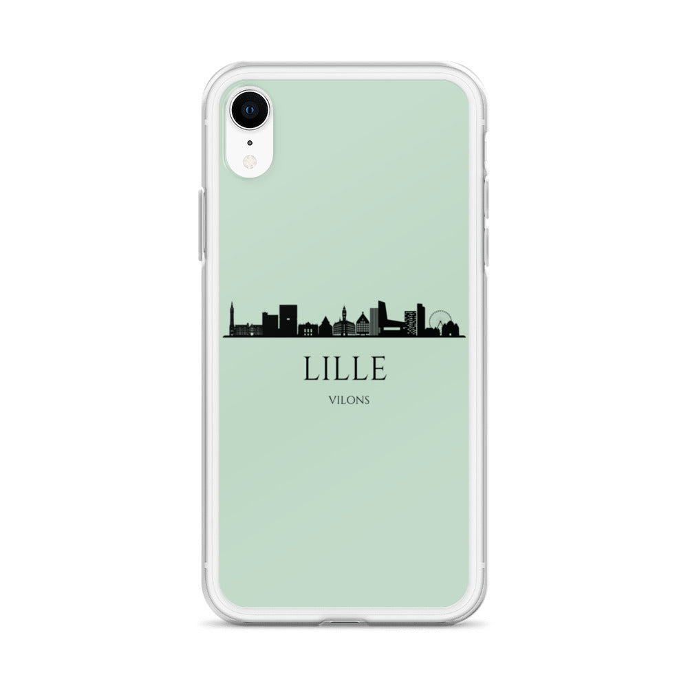 LILLE GREEN iPhone Case
