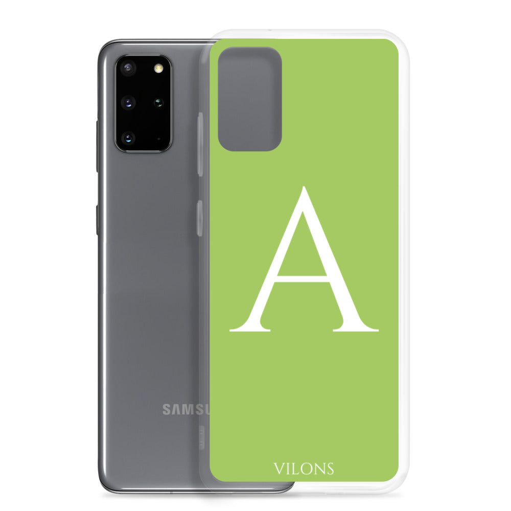 A GREEN Samsung Case