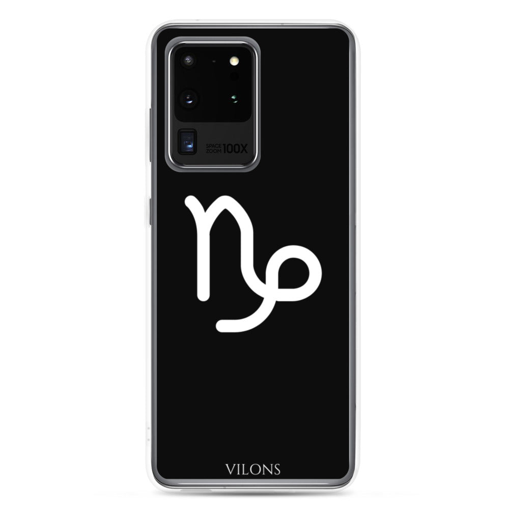 CAPRICORN BLACK Samsung Case