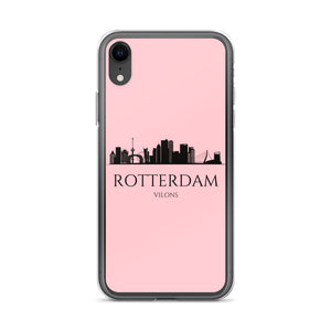 ROTTERDAM PINK iPhone Case