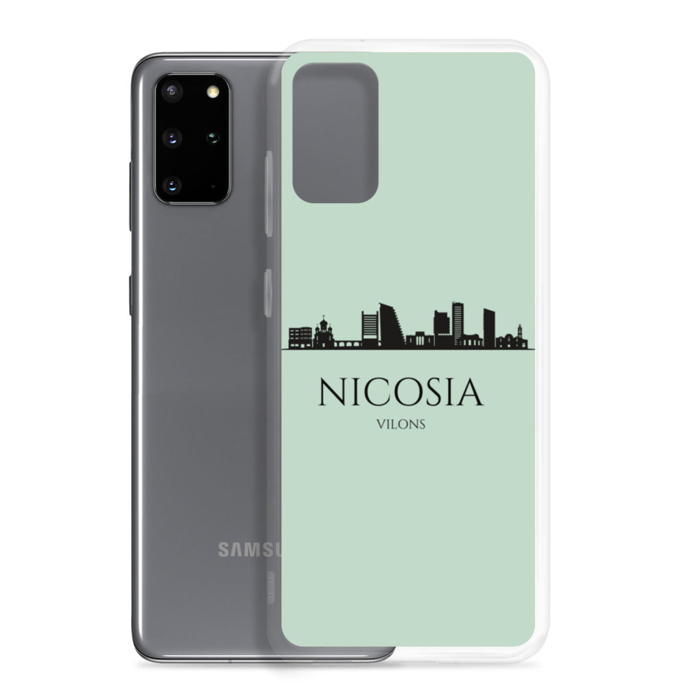 NICOSIA LIGHT BLUE Samsung Case