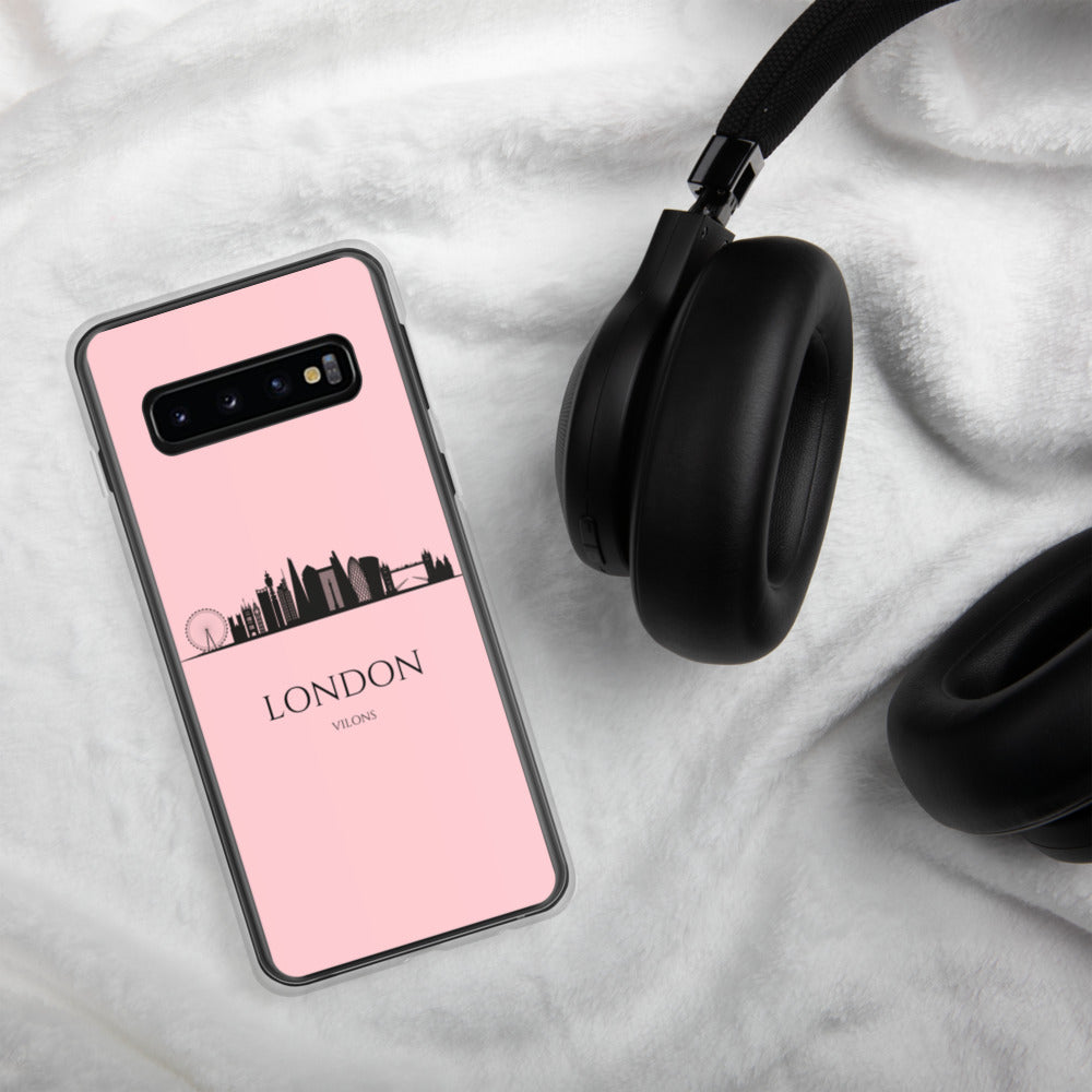LONDON PINK Samsung Case