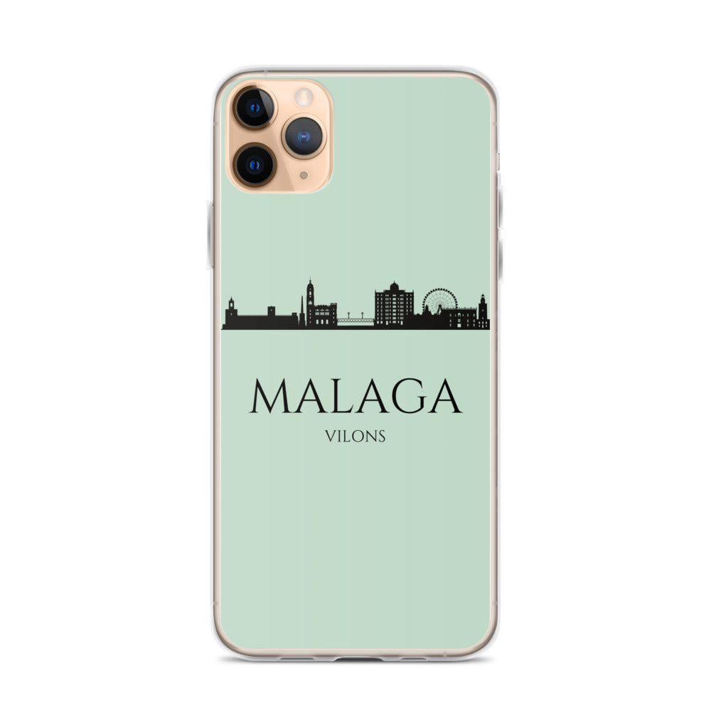 MALAGA GREEN iPhone Case