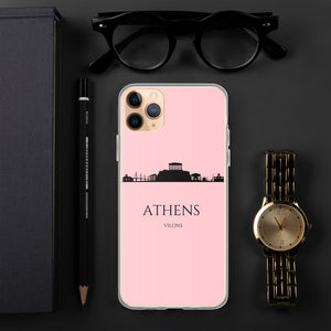 ATHENS PINK iPhone Case