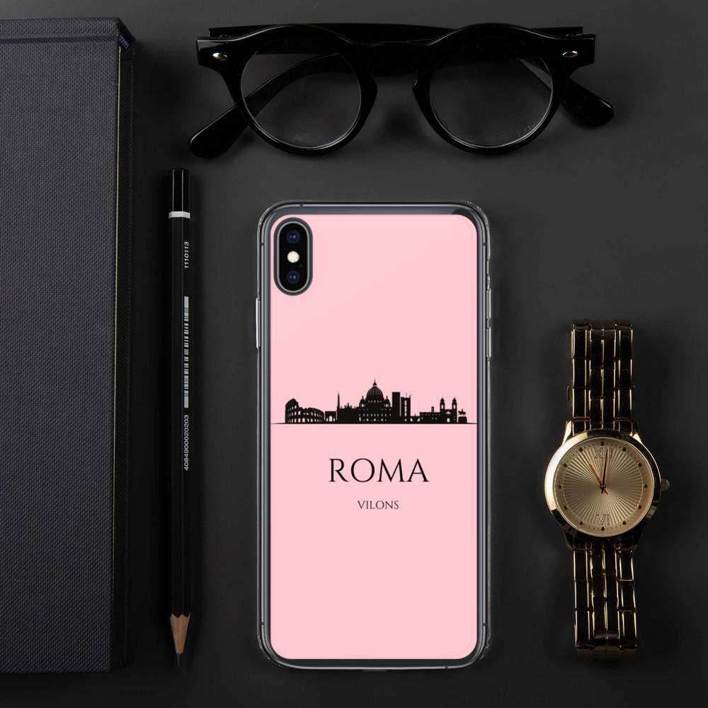 ROMA PINK iPhone Case