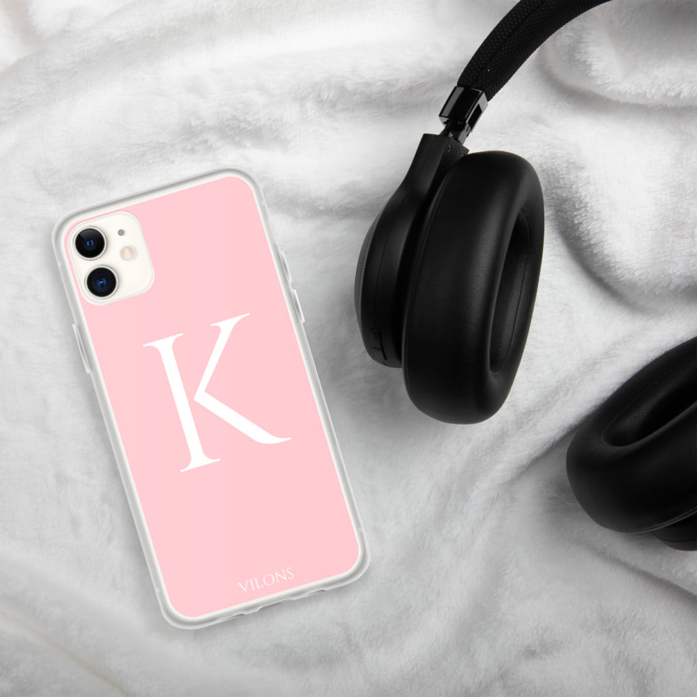 K PINK iPhone Case