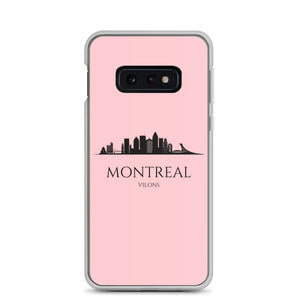 MONTREAL PINK Samsung Case