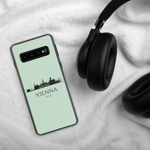 VIENNA LIGHT BLUE Samsung Case