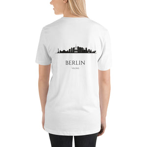 BERLIN Short-Sleeve Unisex T-Shirt