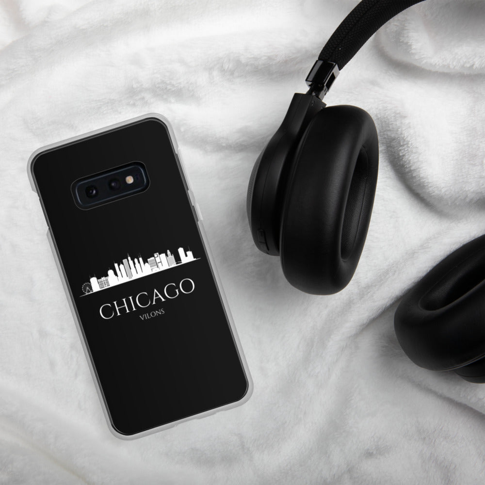 CHICAGO DARK Samsung Case