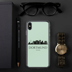 DORTMUND GREEN iPhone Case