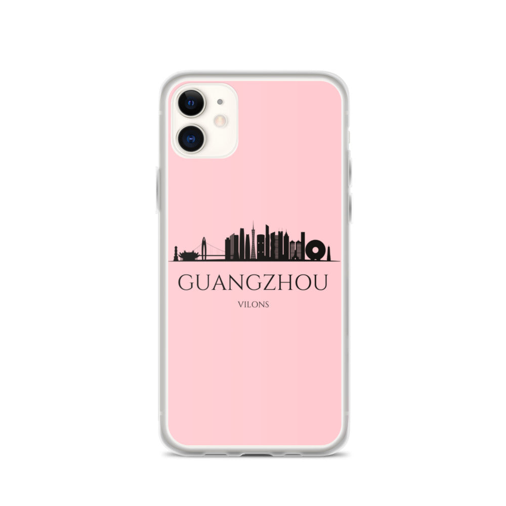 GUANGZHOU PINK iPhone Case